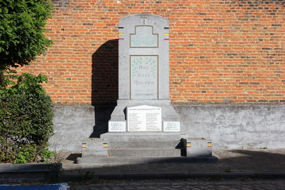 War Memorial Everbeek-Beneden