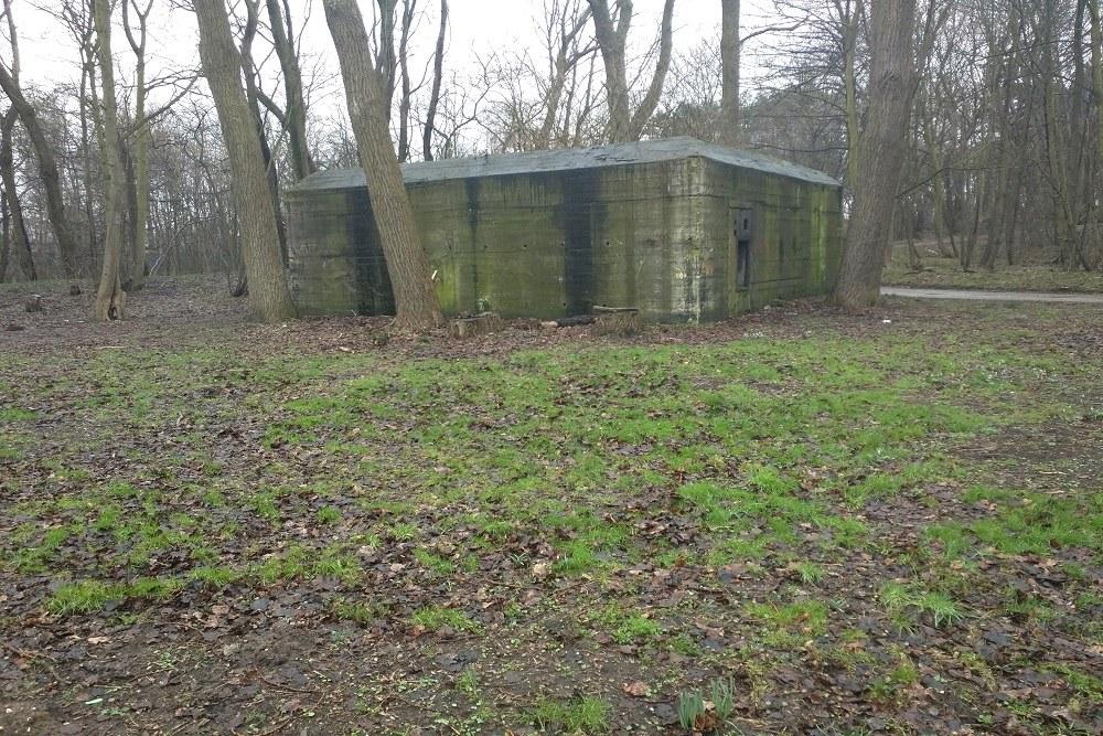 Atlantikwall - FA Unterstand (Feldbatterie Tussenwijck)