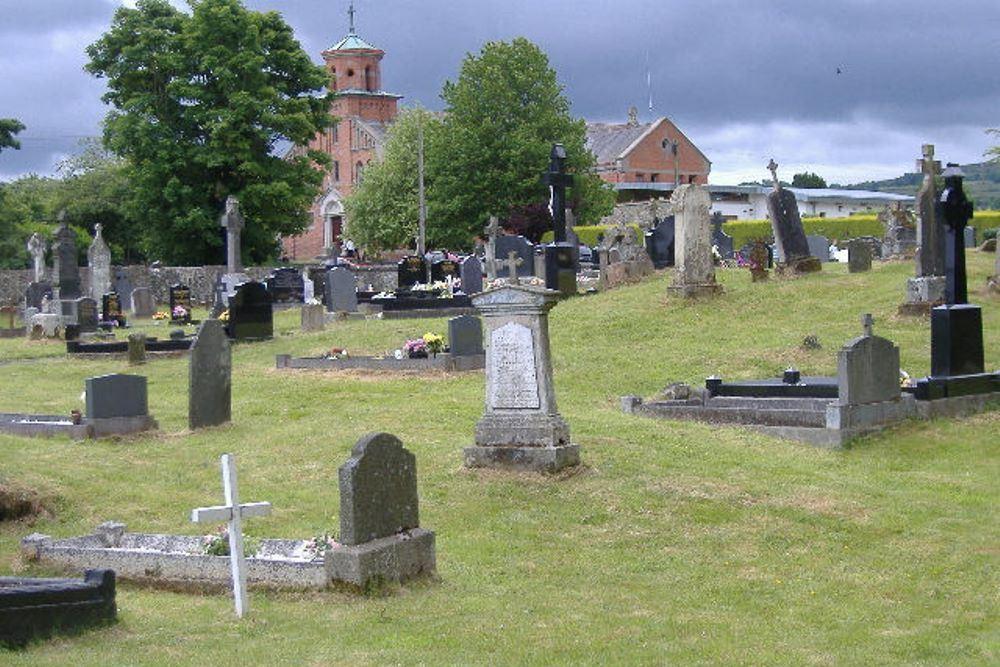 Oorlogsgraf van het Gemenebest Ardmore Roman Catholic Old Graveyard