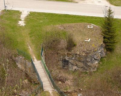 Strong Point No. 2 (Blockade Prato Drava)