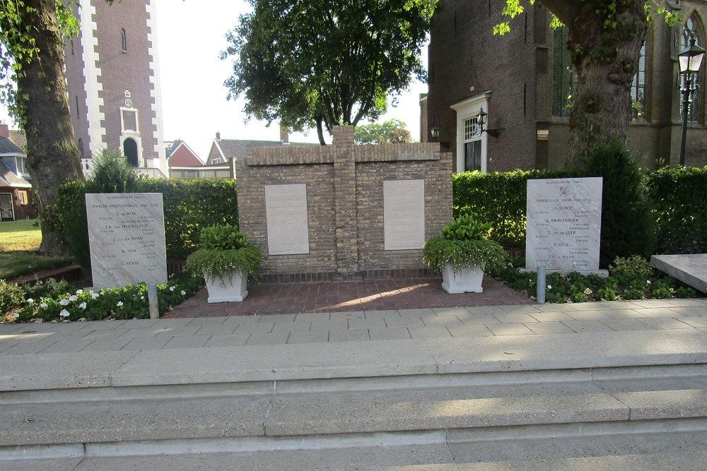 War Memorial Barendrecht