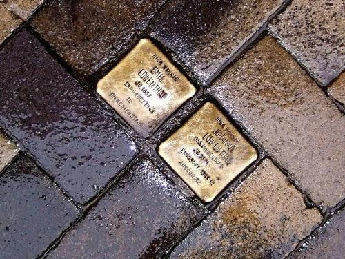 Stumbling Stones Norderstraße 27-29