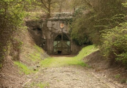 Fortfied Position Liège - Fort Boncelles