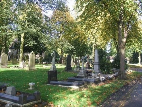 Commonwealth War Graves Bloxwich Cemetery
