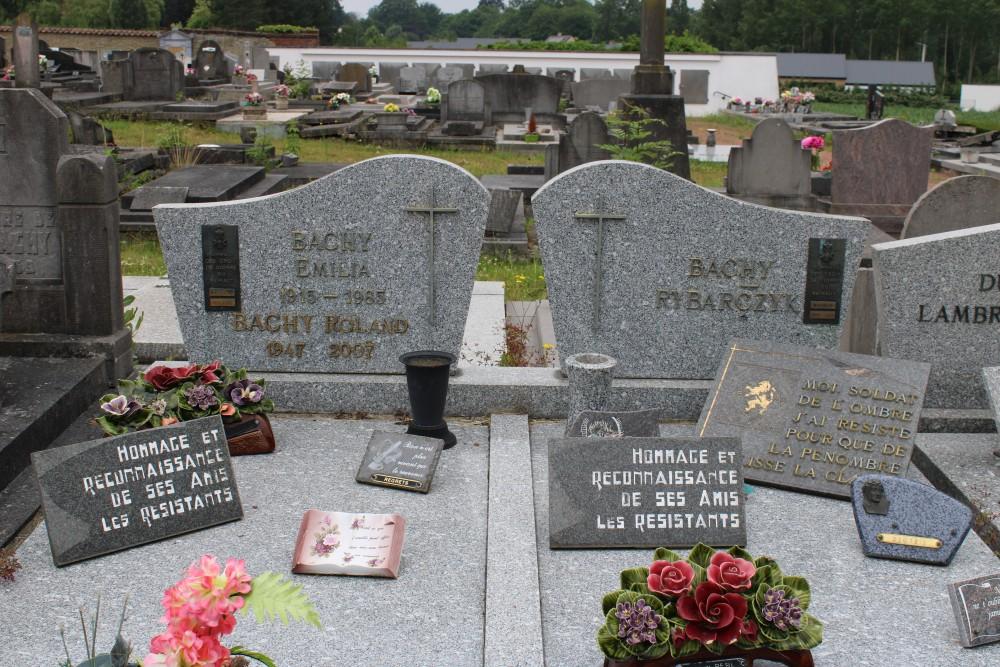 Veteran War Graves Péruwelz