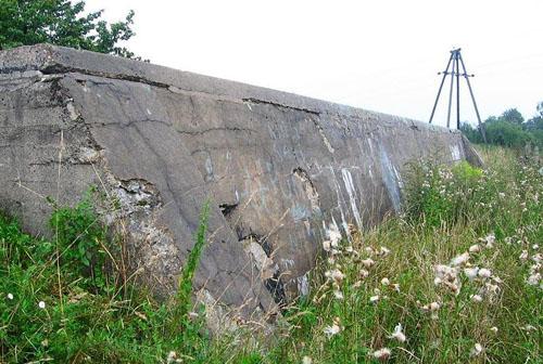 Festung Breslau - Groepsschuilplaats Swojczyce