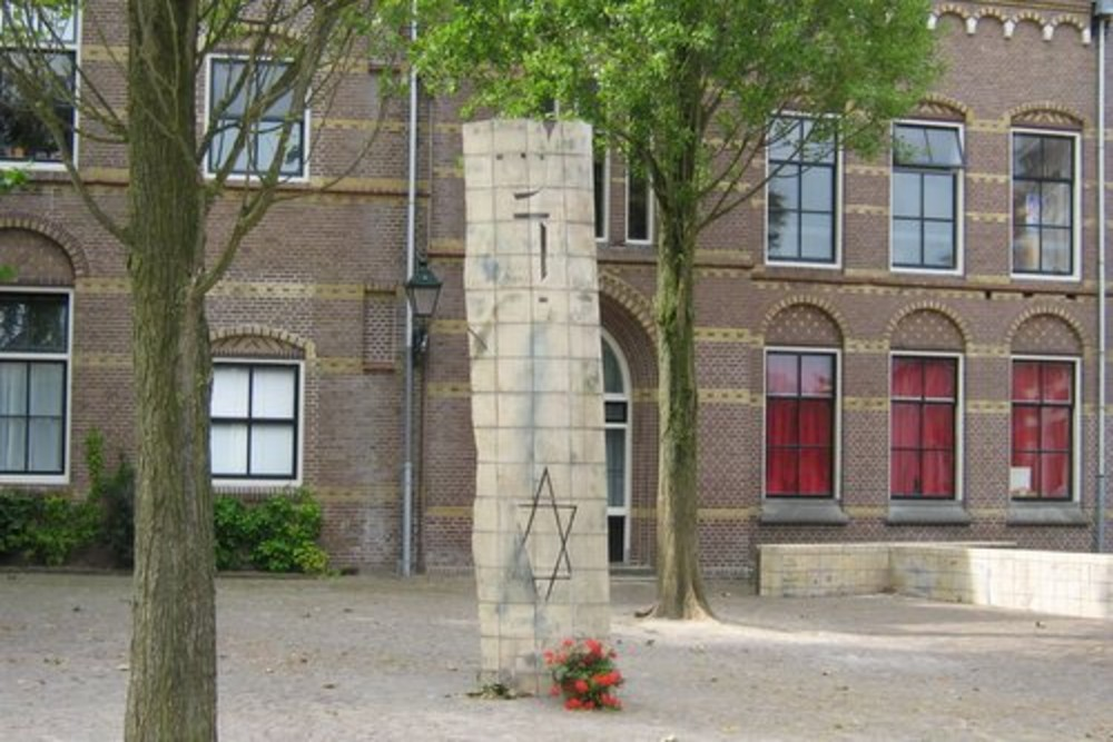 Joods Monument Leeuwarden