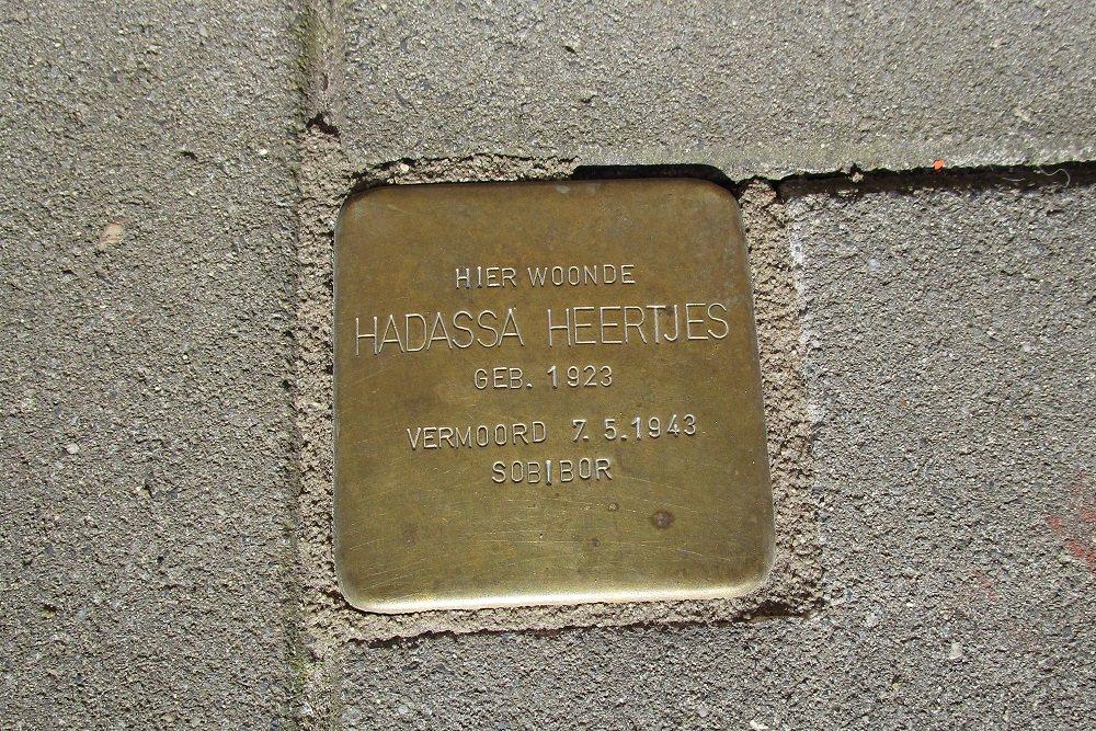 Remembrance Stone Koningsweg 31