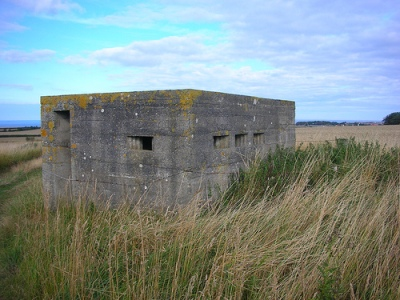Pillbox Bamburgh