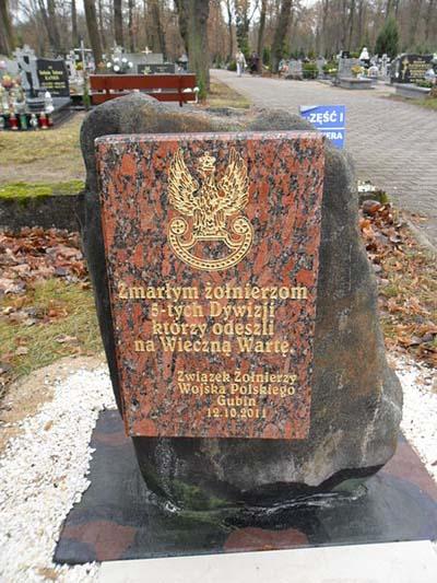 Monument 5e Kresowa Infanteriedivisie