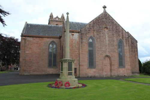 War Memorial Auchinleck