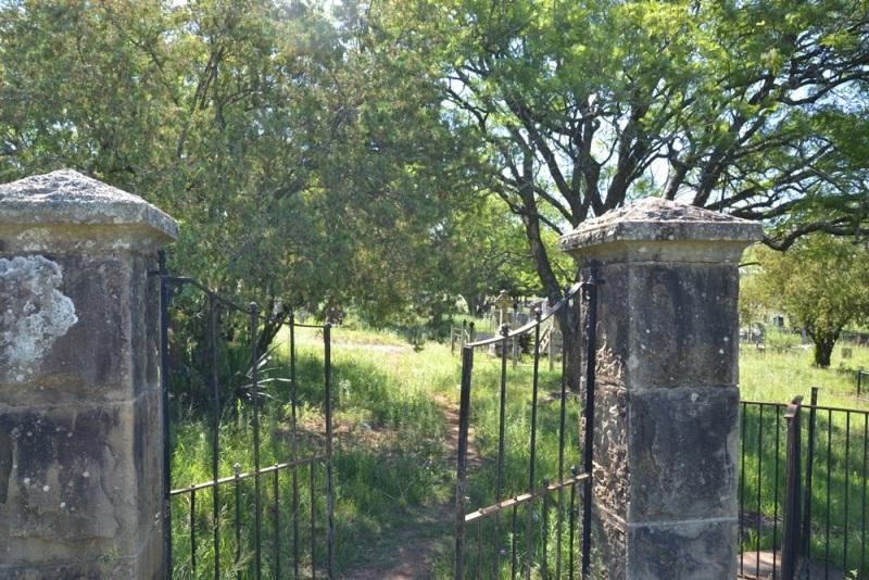 Commonwealth War Graves Alice Cemetery