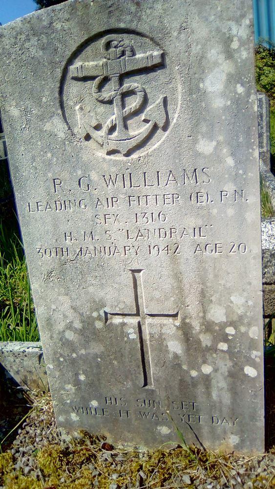 Commonwealth War Graves Bethania Calvinistic Methodist Chapelyard