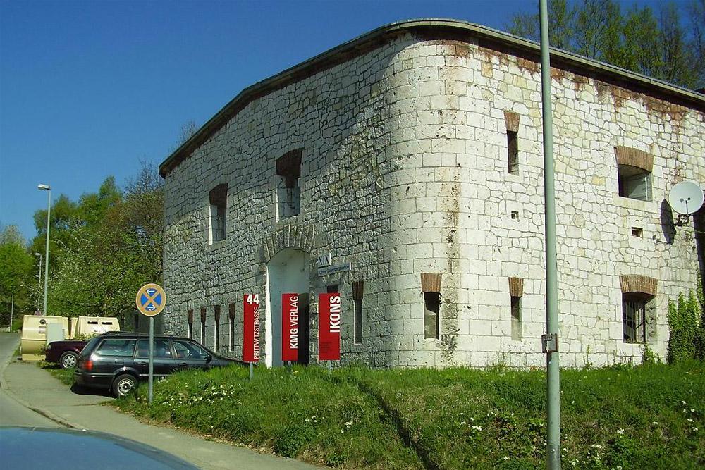 Bundesfestung Ulm - Obere Gaisenbergbastion