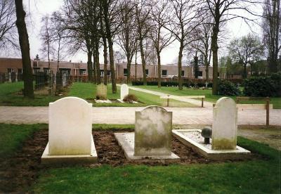 Dutch War Graves Roman Catholic Cemetery Hof Bergeijk