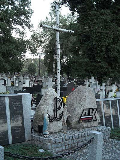 Collective Grave Polish Soldiers Kalisz