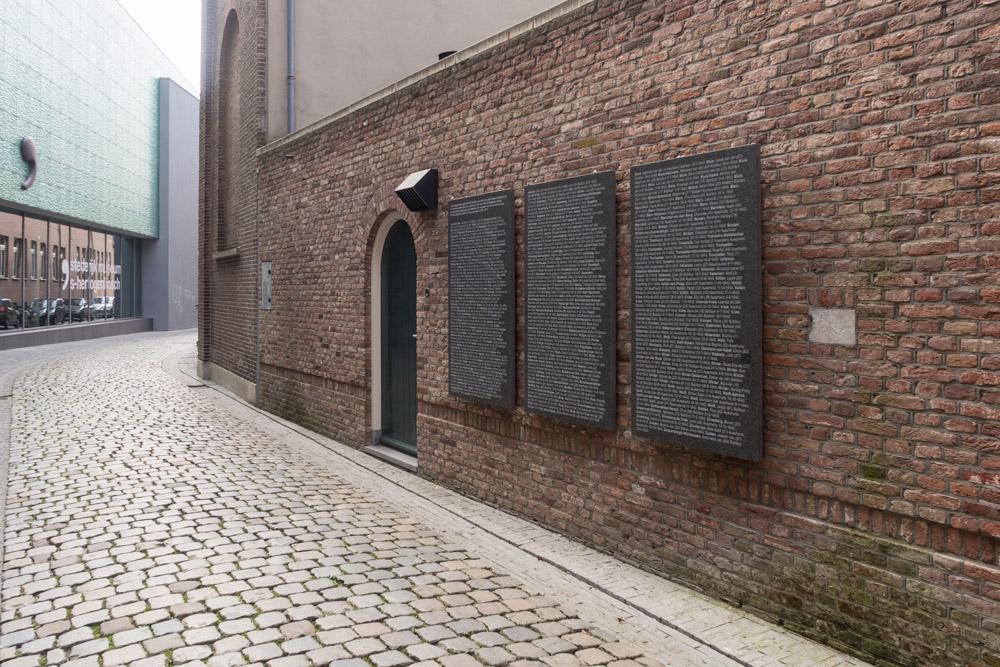 Memorial Jewish Victims Den Bosch