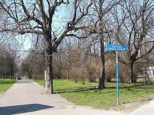 Park van de Soldaten van het 1e Poolse Leger