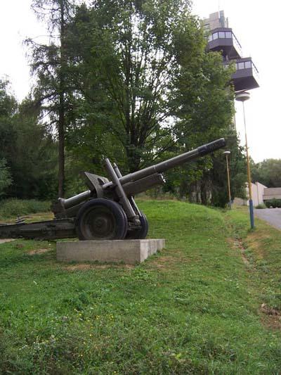 Museum Observation Tower Dukla Pass