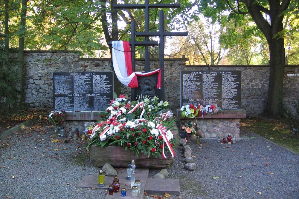 Katyn Memorial Kielce