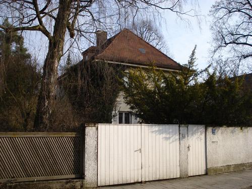 Voormalige Locatie Villa Eva Braun