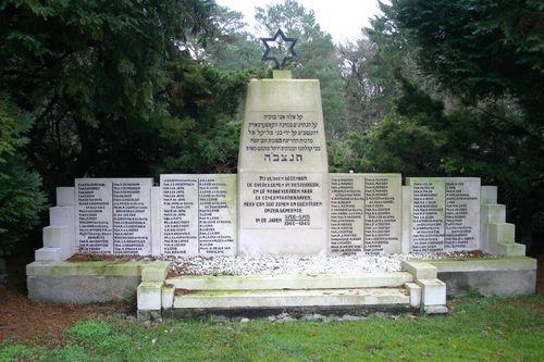 Joods Oorlogsmonument Twijfelveld