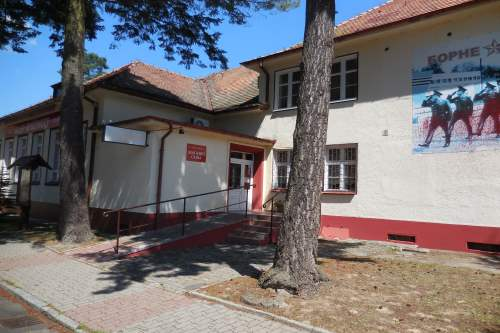 Former Officers Mess