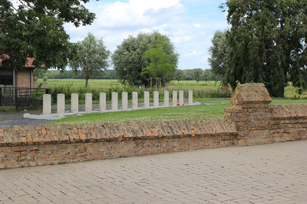 Oorlogsgraven van het Gemenebest Noordschote