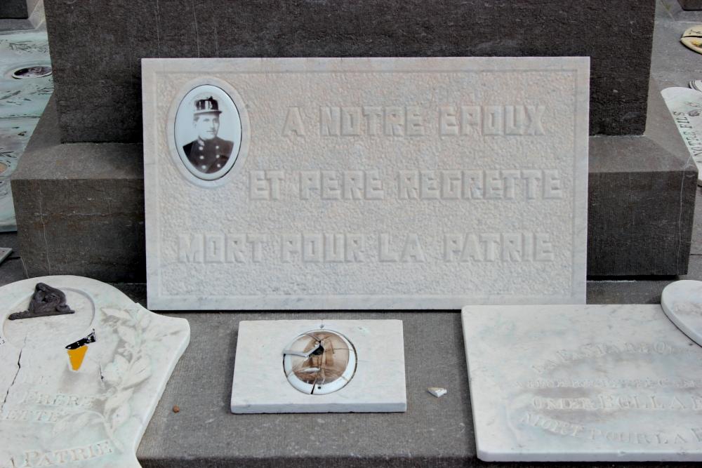 Commemorative Plates First World War Baisy-Thy