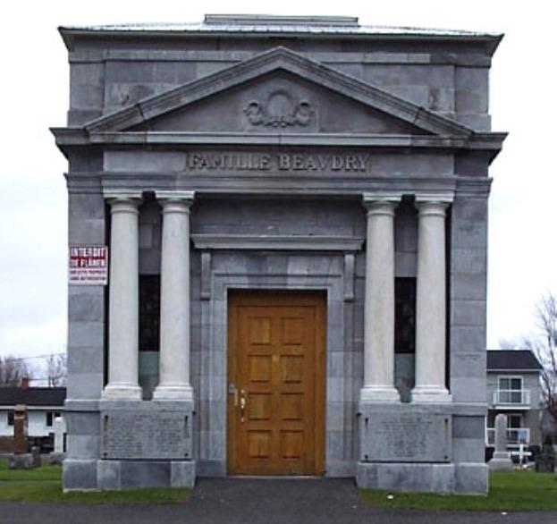 Canadees Oorlogsgraf Saint-Mathieu-de-Beloeil Cemetery