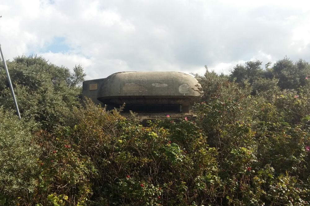 Duitse Bunker Bpt. 14a Markostand