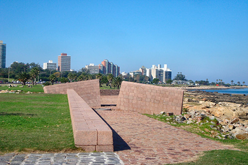 Holocaust Memorial Montevideo
