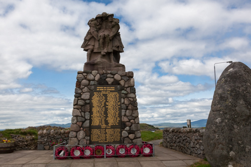 War Memorial Oban