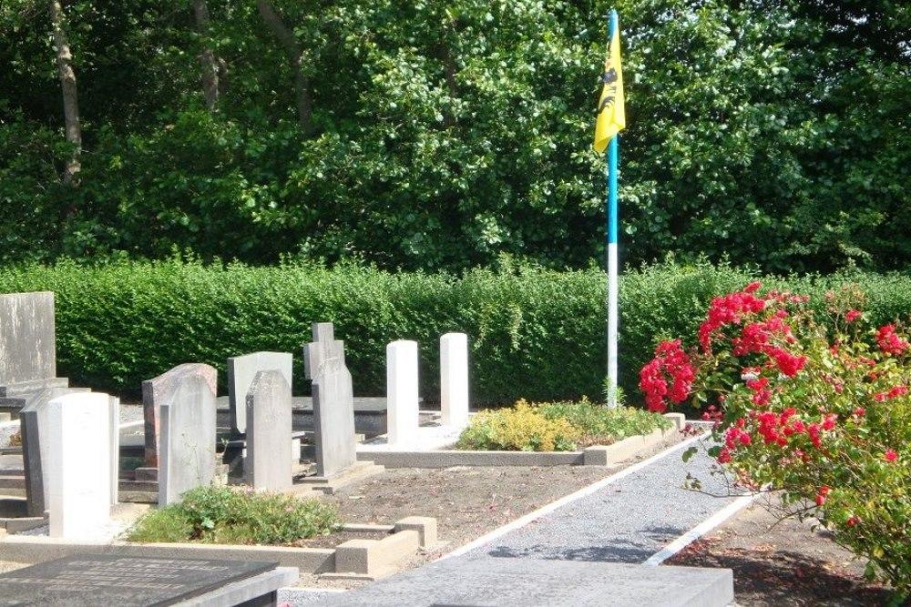 Commonwealth War Graves Westende