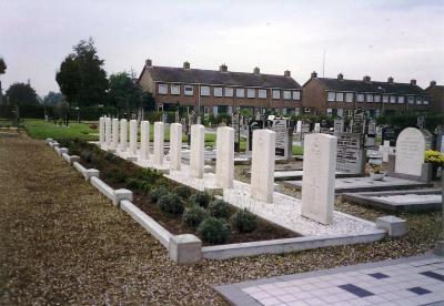 Commonwealth War Graves Vollenhove