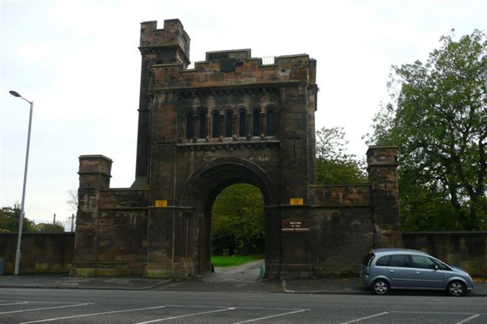 Commonwealth War Graves Glasgow Southern Necropolis