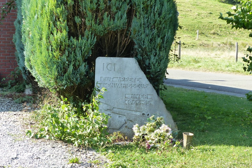 Battlefield Marker Hampteau