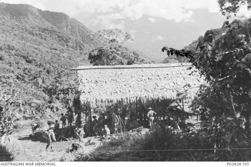Kokoda Trail - Alolo