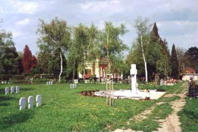 German War Graves Olmütz / Olomouc