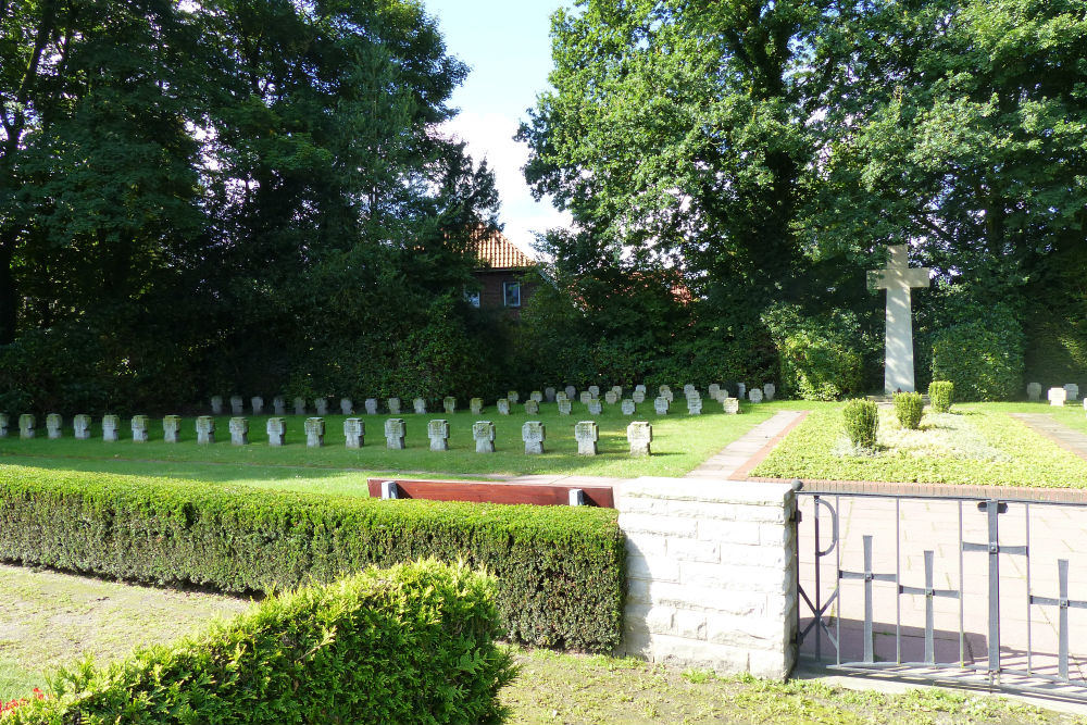 Military Cemetery Bad Zwischenahn