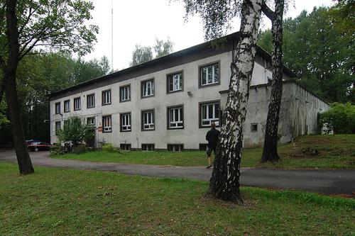 Fortified Region of Silesia - Fortified Barracks Bytom