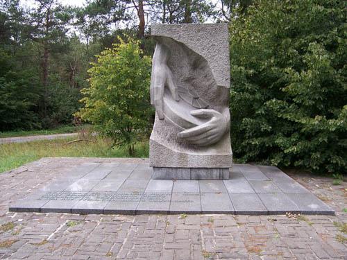 Monument Tsjechoslowaakse Genietroepen Vyšný Komárnik