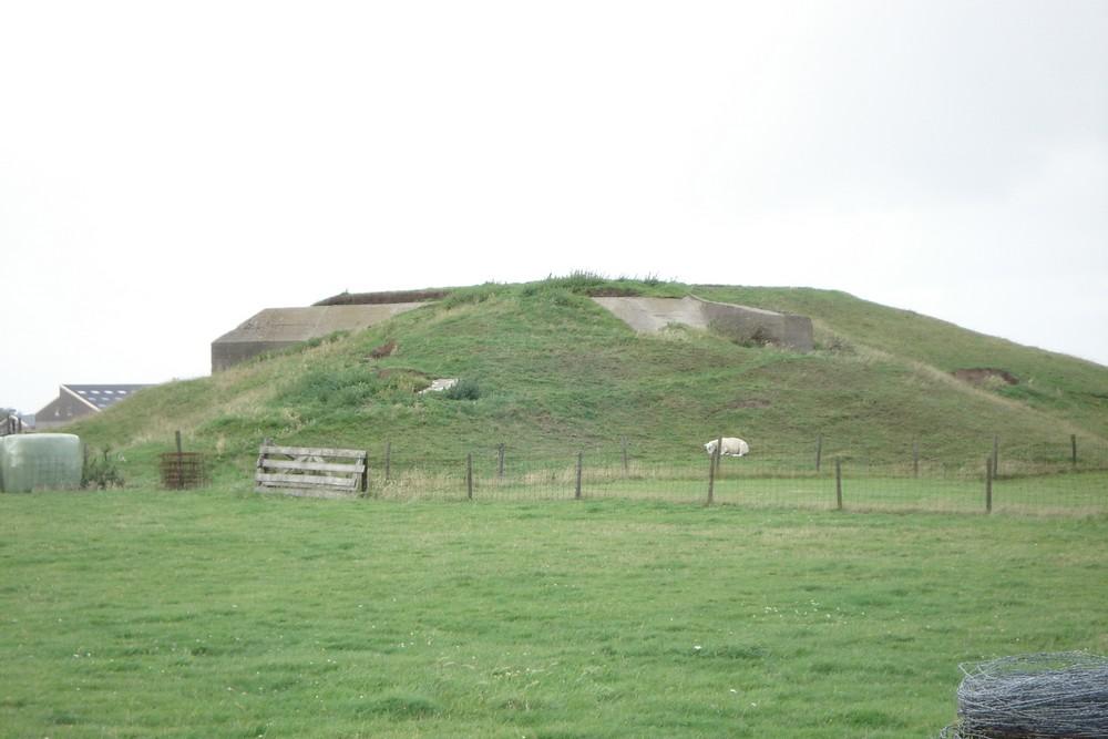 Bunker Texla zondag even geopend voor publiek