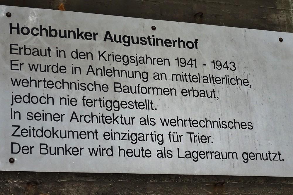 Schuilbunker Trier