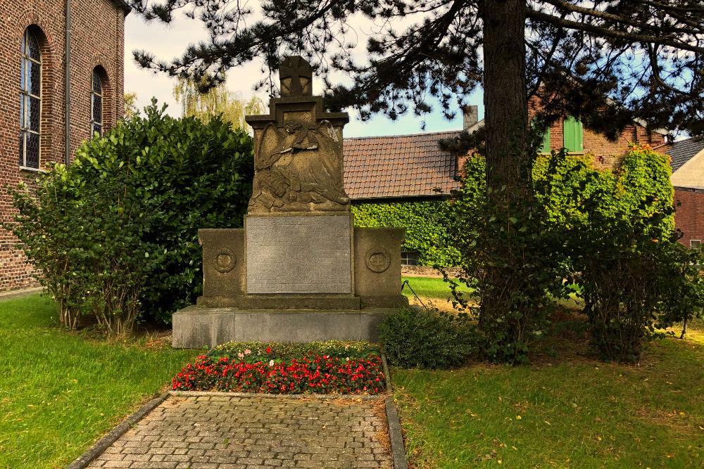 Monument Gevelsdorf