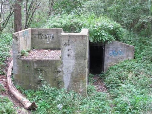 Festung Pillau - Duitse Bunker