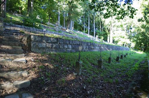 Oostenrijks-Duitse Oorlogsbegraafplaats Pöstlingberg