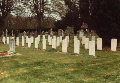 Oorlogsgraven van het Gemenebest Canterbury Cemetery
