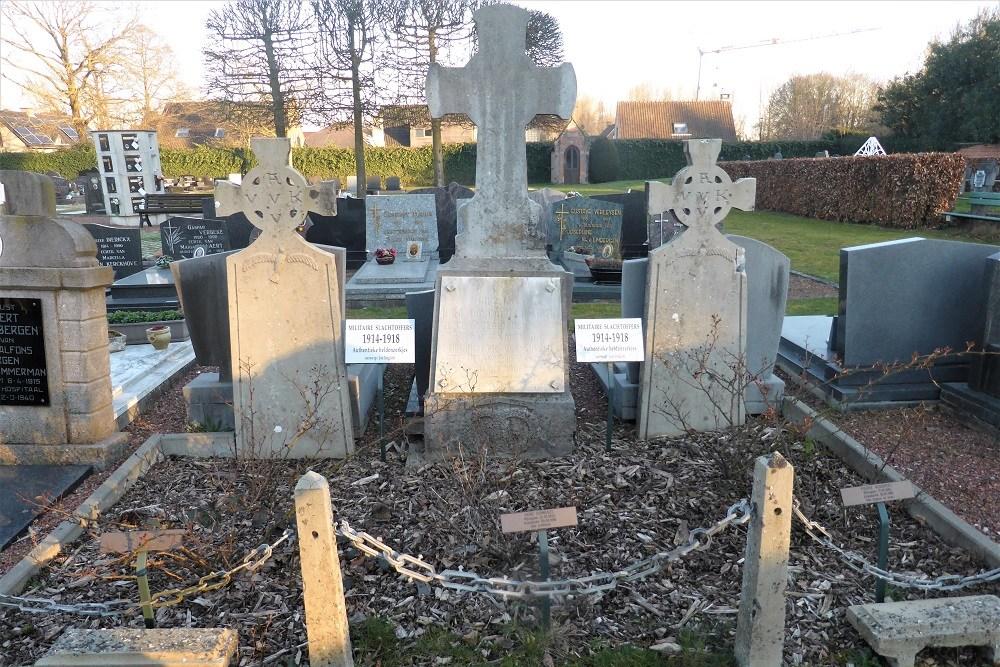 Belgian War Graves Gijzegem