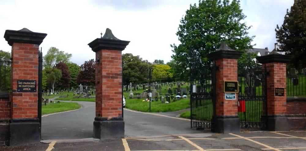 Oorlogsgraven van het Gemenebest Tunstall Cemetery